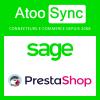 Connecteur GesCom Sage 100 i7 et 100C / PrestaShop - Abonnement annuel