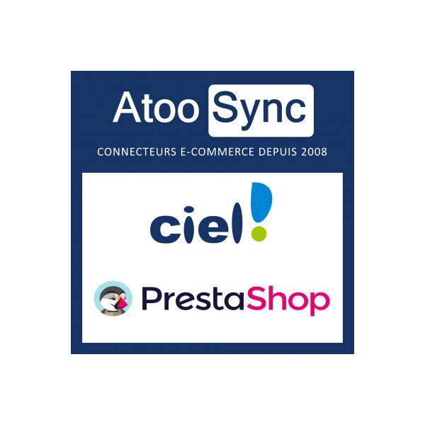 Connecteur GesCom CIEL / Prestashop - Abonnement annuel