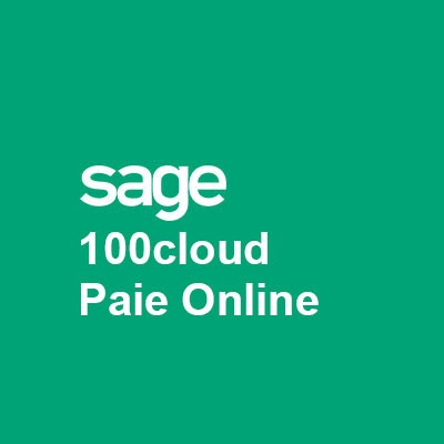 Sage Paie + Online - Cloud - SaaS - Full Web