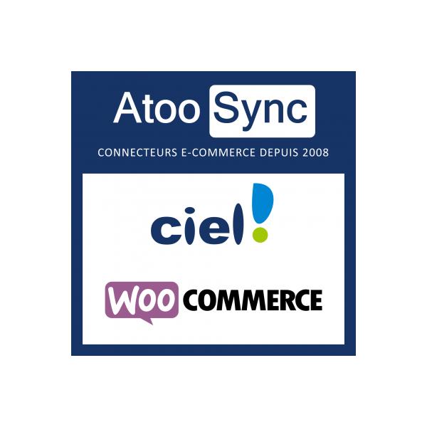 Connecteur GesCom CIEL / WooCommerce - Abonnement annuel