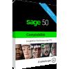 Sage 50 Ciel Compta Standard - Abonnement annuel - Conforme FEC / Loi Anti-Fraude - Compatible uniquement Windows 10